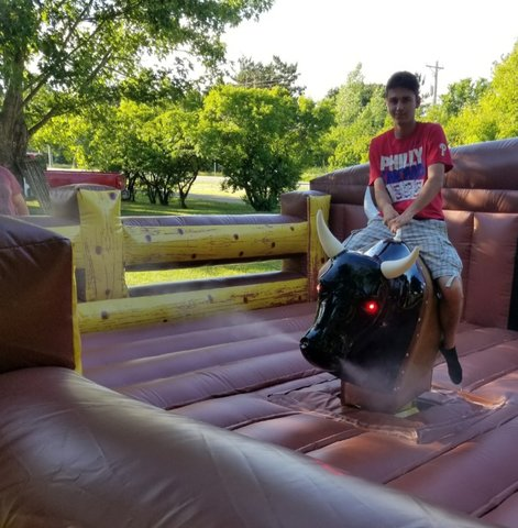 Mechanical Bull - (Each Additional Hour)