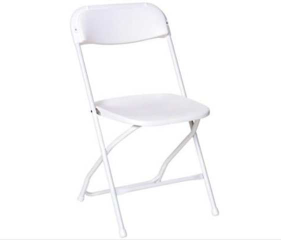Chairs - Includes Delivery