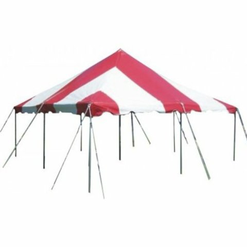 20' x 20' Carnival Party Tent