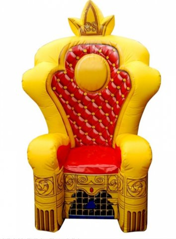 Giant Inflatable 9' Throne
