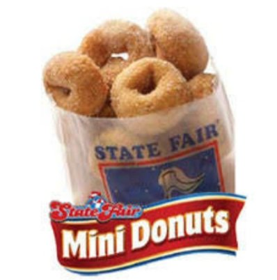 State Fair Mini Donut Supplies - 35 Servings - 14 Dozen Donuts