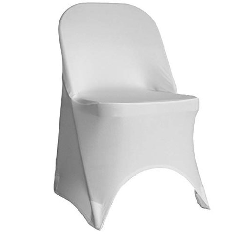 Chairs White Spandex Cover