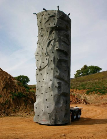 25' Rock Climbing Wall - 3 Hour Rental