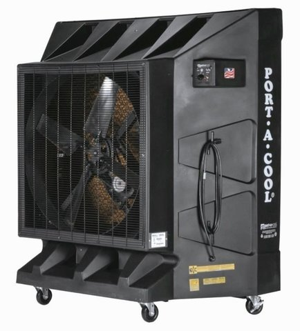 Port-A-Cool Evaporative Cooling System
