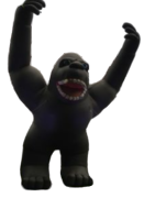 20' Tall Inflatable Gorilla