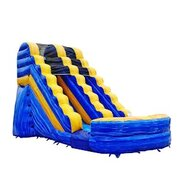 16ft Melting Arctic Waterslide