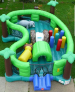 Toddler Jungle Playground