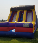 20 Foot Giant Slide