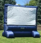 Inflatable Theater Screen (12 Ft)