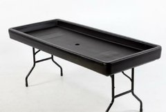 6' Chill Table - Black