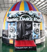 Xtreme Dance Party Disco Dome