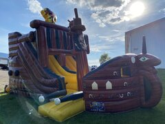 Pirate Ship Slide Combo
