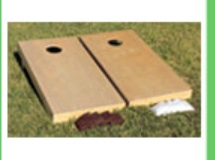 Corn Hole Board Game