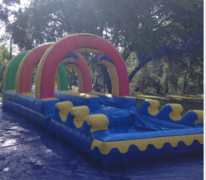 DUAL SLIP AND SLIDE