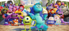 Monsters Inc. Banner 13