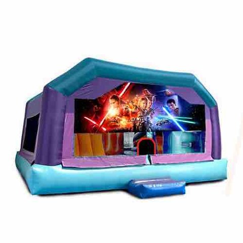 Little Kids Playhouse - Star Wars Window