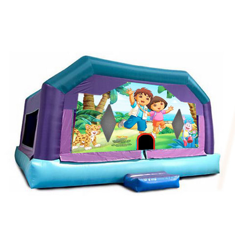 Little Kids Playhouse - Dora & Diego