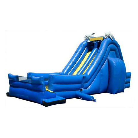 Blue Crush  double Slide Wet & Dry