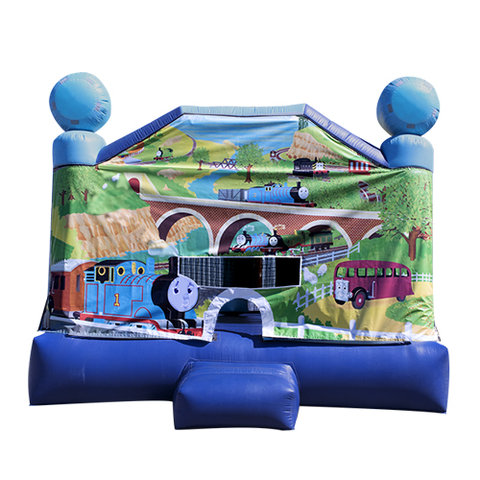 Obstacle Jumper - Thomas The Train