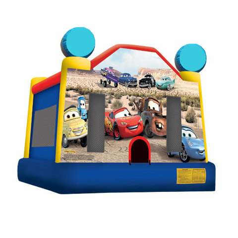 Jumper - Cars 2