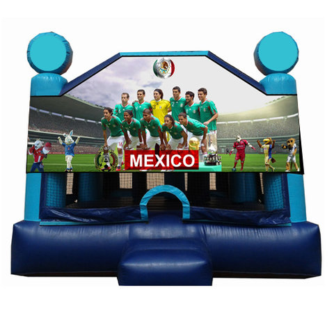 Jumper - Mexican Soccer Window