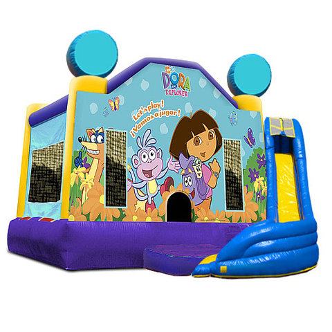 5 in 1 Obstacle Combo - Dora the Explorer