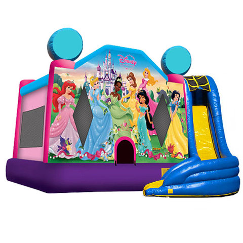 5 in 1 Obstacle Combo - Disney Princess 2