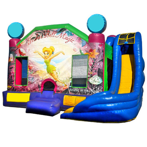 5 in 1 Obstacle Combo - Tinkerbell