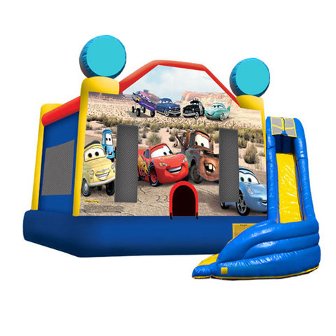 5 in 1 Obstacle Combo - Cars 2
