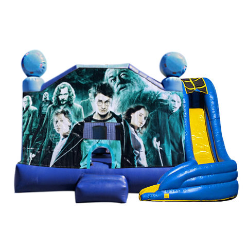 5 in 1 Obstacle Combo - Harry Potter