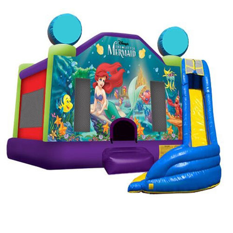 5 in 1 Obstacle Combo - Little Mermaid