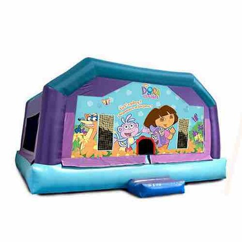 Little Kids Playhouse - Dora the Explorer