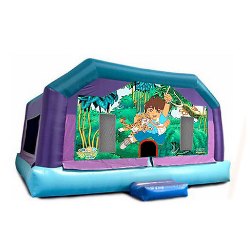 Little Kids Playhouse - Go Diego Go