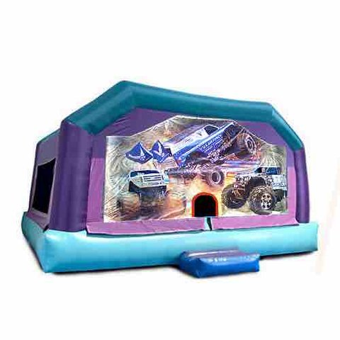 Little Kids Playhouse - Monster Trucks