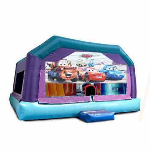 Little Kids Playhouse - Cars Window
