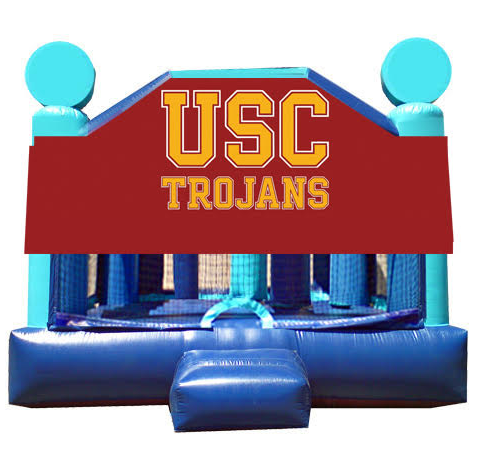 Obstacle Jumper - USC Trojans Window
