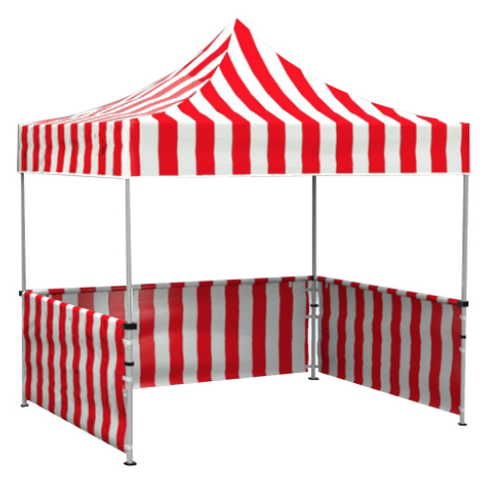 Carnival Booth - 10 x 10 FT