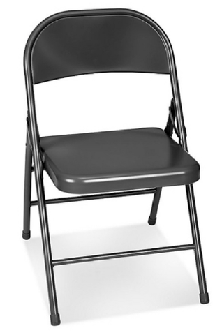 Chair - Adult - BLACK