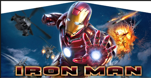 3 in 1 Combo - Iron Man