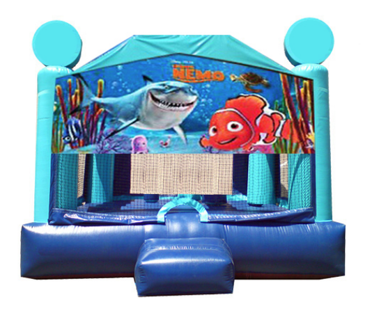 Obstacle Jumper - Finding Nemo Window