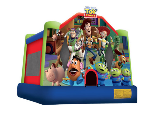 Obstacle Jumper - Toy Story 3