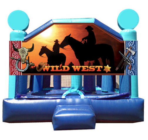 Jumper - Wild West  Window
