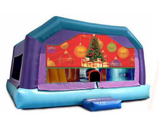 Little Kids Playhouse - Christmas