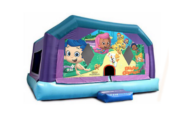 Little Kids Playhouse - Bubble Guppies