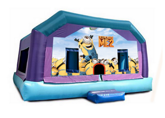 Little Kids Playhouse - Despicable Me