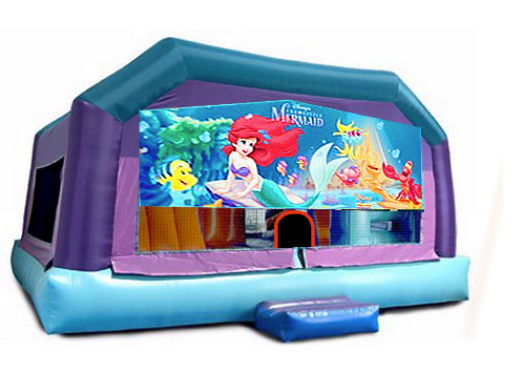 Little Kids Playhouse - Little Mermaid Window