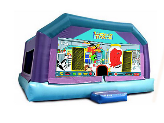 Little Kids Playhouse - Looney Toons