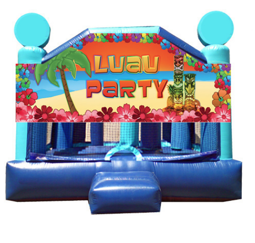 Obstacle Jumper - Luau Party