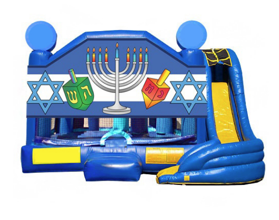 3 in 1 Combo - Hanukkah Window