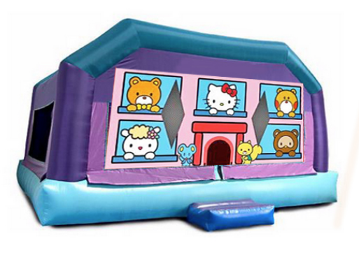 Little Kids Playhouse - Hello Kitty